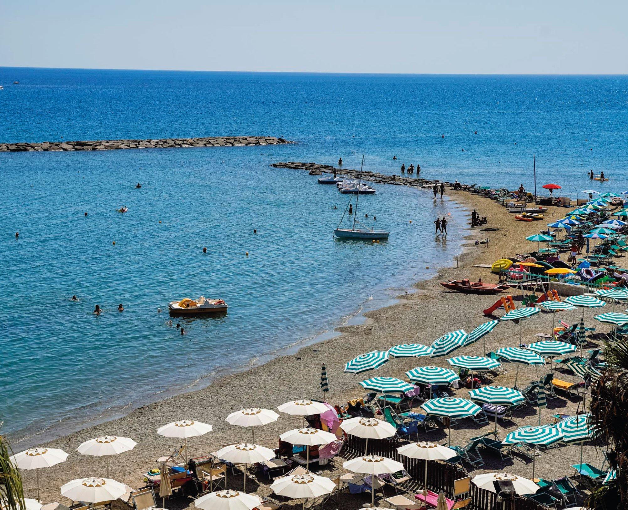 Spiaggia Hotel delle Rose